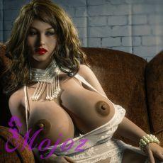 YL 160cm M-Cup LORRAINE Realistic TPE Sex Doll