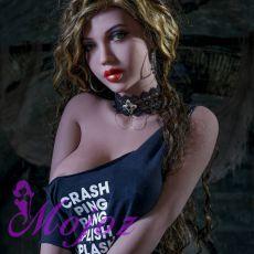YL 170cm D-Cup SABRINA Realistic TPE Sex Doll